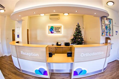 Dental Reception Desks Bamford Dental Rochdale Lancashire Uk