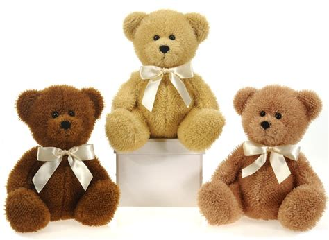 wholesale bears wholesale 9 quot 3 assorted color sitting bulk bears w ribbon