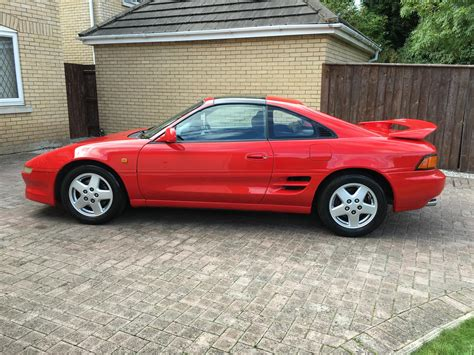1998 Toyota Mr2 Used 1998 Toyota Mr2 For Sale In Peterborough