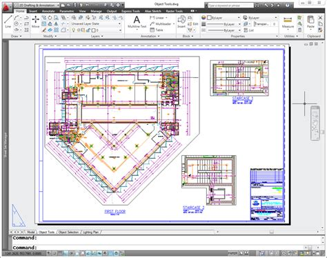 autocad add view layout image gallery layouts autocad