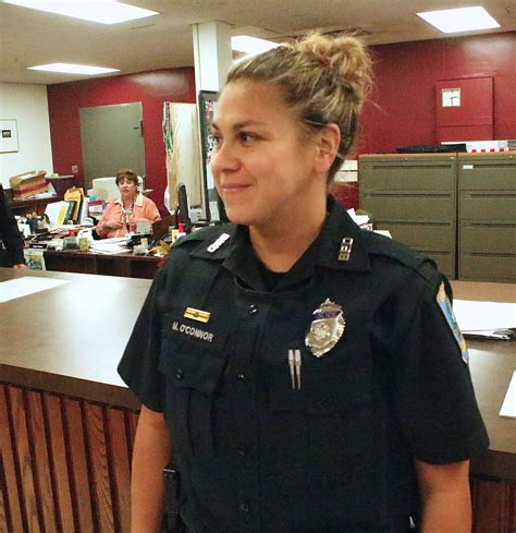 School Officer by A Return To The Halls Belmont High S School Resource Officer
