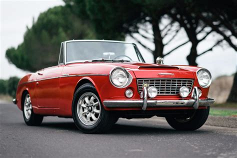 datsun fairlady for sale 1964 datsun fairlady 1500 for charity for sale on bat