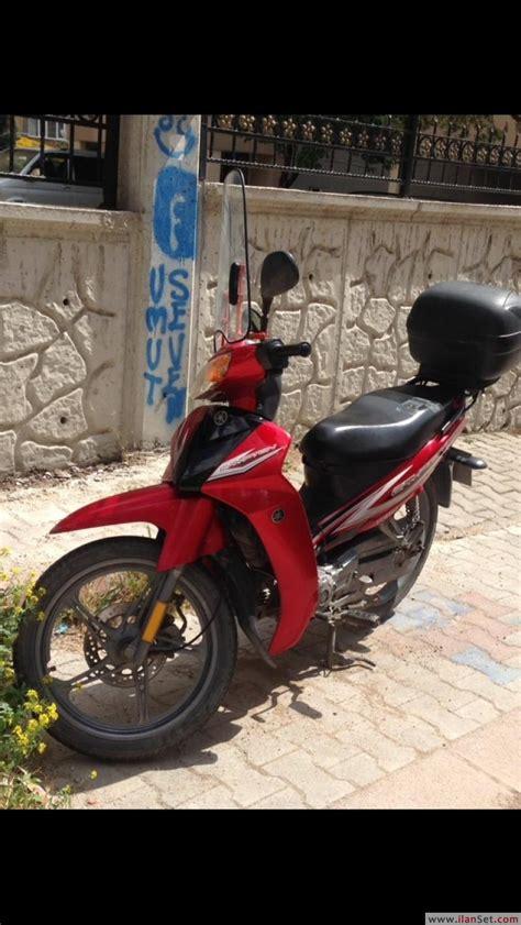 yamaha cripton motosiklet skooter merkez ankara