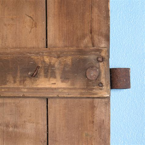 Antique Sliding Barn Doors Large Antique Barn Door Ideal To Hang As Sliding Door Circa 1900s At 1stdibs