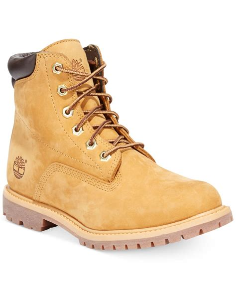 macys womans boots timberland s waterville boots only at macy s in