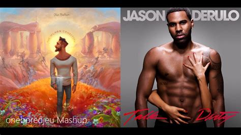 jason derulo jon bellion trumpets go low jon bellion vs jason derulo mashup