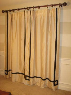 stitch witchery curtains 17 best images about pimping curtains on pinterest