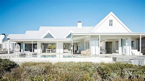 gravity home white seaside home in south africa outdoor