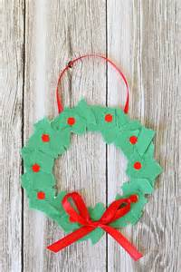 Craft Ornaments For Toddlers » Home Design 2017
