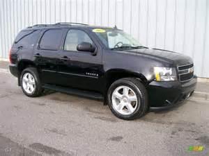 2007 black chevrolet tahoe ltz 4x4 1085797 gtcarlot