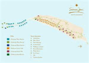 Aqua Bedroom master plan soneva jani residences soneva maldives