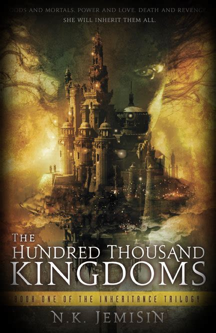 the hundred thousand kingdoms the inheritance trilogy reading diaries spies witches and shakesdude
