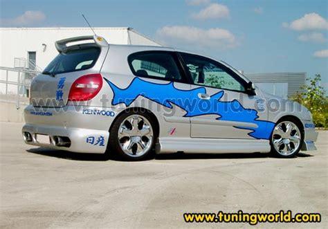 English Style Home Nissan Almera Patrick B Tuning From Www Tuningworld Com