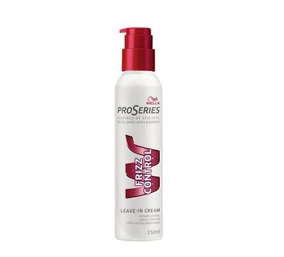 Wella Live In by Wella Pro Series Frizz Live In Creme 150 Ml