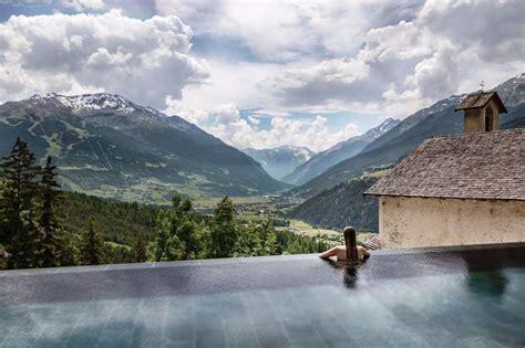 bagno vecchi di bormio riapre la storica vasca panoramica dei qc terme bagni