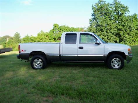 download car manuals 2009 gmc sierra 1500 parking system buy used 2000 gmc z71 in henderson kentucky united states
