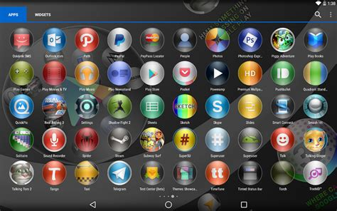 wallpaper for pc app icon pack wallpapers 3d bubble android apps on google play