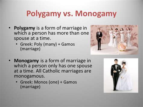 Serial monogamy vs marriage license