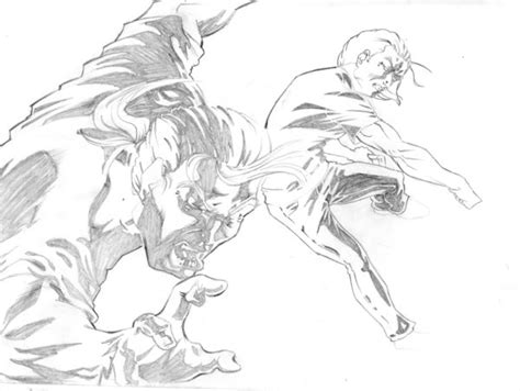 Fighter V Sketches by Fight Sketch By Webhead89 On Deviantart