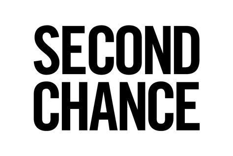 second chance second chance fox 50