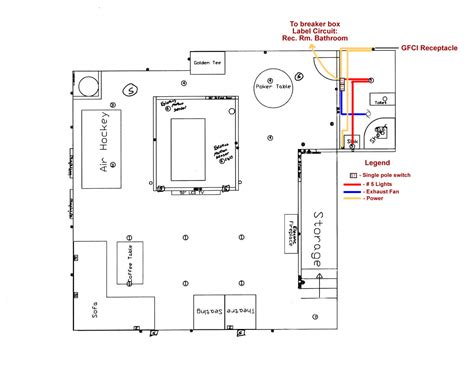 how to wire a house wiring a bedroom diagram wiring get free image about