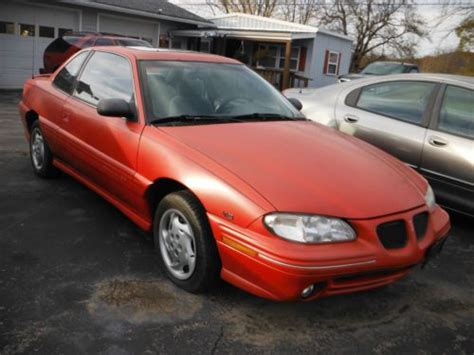 how to fix cars 1997 pontiac grand am spare parts catalogs sell used 1997 pontiac grand am in bowling green missouri united states
