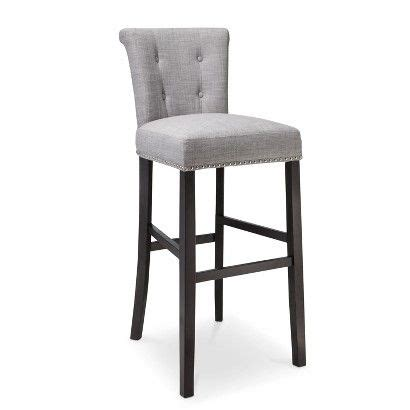 Scrollback With Nailhead Counter Stool Ave Six by Threshold Scrollback With Nailhead Barstool For The