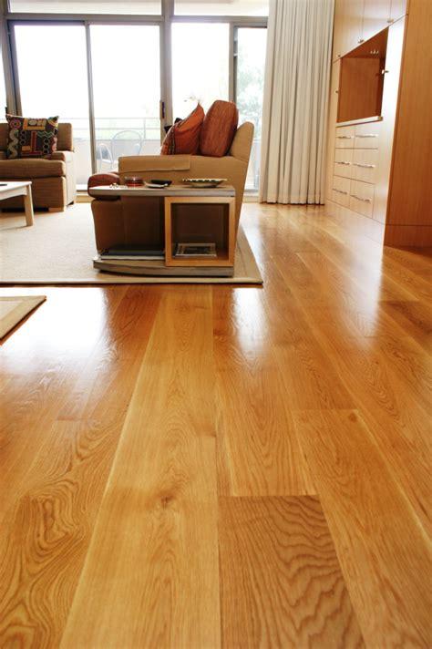 choose  wide plank wood floor