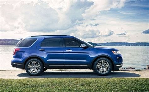 new ford explorer 2019 2019 ford explorer release date changes release date