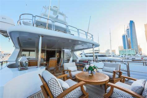 yacht upper deck motor yacht dxb upper deck luxury yacht browser by