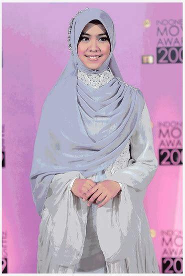 Baju Muslim Osd Foto Model Baju Muslim Oki Setiana Dewi Terbaru 2016