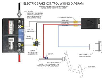 ford brake controller wiring