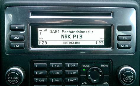 status  vellykkede installasjoner av original dab radio  vxc