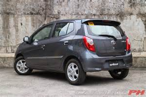Toyota Wigo Price Review 2014 Toyota Wigo 1 0g M T Carguide Ph