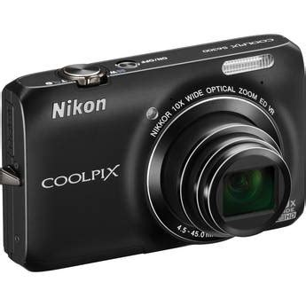 nikon coolpix s6300 battery and charger coolpix s6300