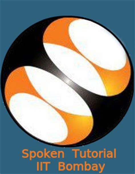 spoken tutorial online test iit bombay assam don bosco university training on foss