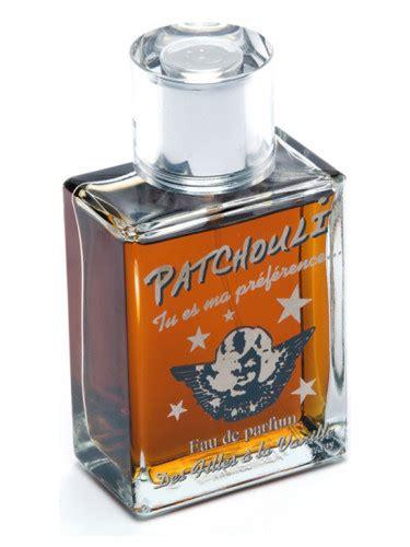 patchouli tu es ma preference des filles a la vanille perfume a fragrance for