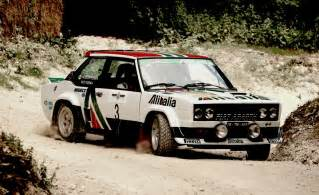 Fiat 131 Abarth Rally Valves