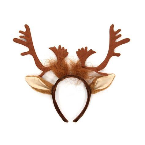 reindeer antlers with ears headband stoner s funstore in