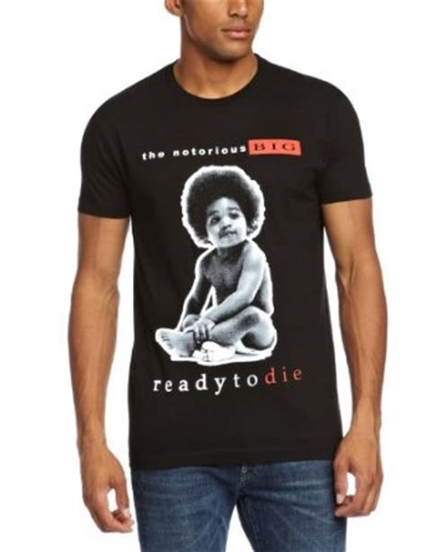 Tshirt To Die notorious b i g s ready to die sleeve t shirt