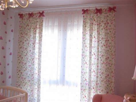 cortinas floreadas casa web
