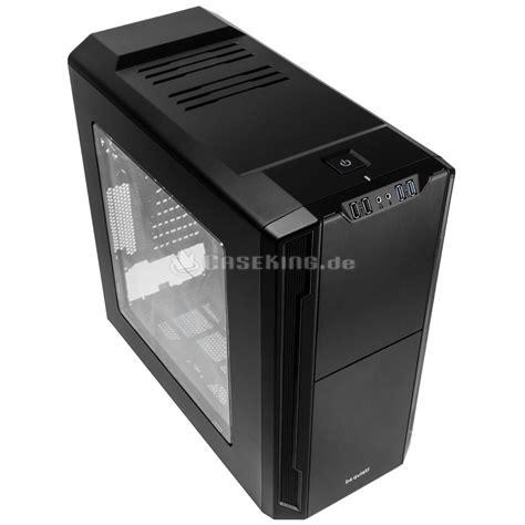 Original Be Silent Base 600 With Window be silent base 600 midi tower schwarz window