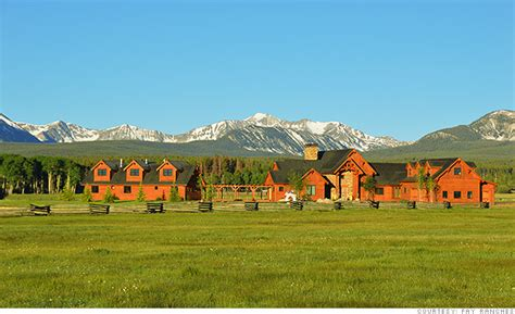 Small Ranch Home Plans by The Diamond Ranch Montana Million Dollar Ranches For