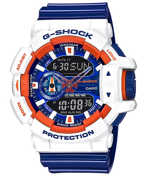Casio Gshock Original Ga 400 7adr นาฬ กา คาส โอ casio g shock limited color 2015