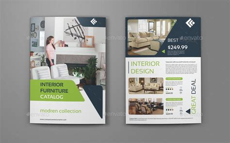 product brochure templates products catalogs bi fold brochure template vol 2 by