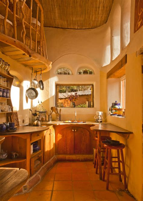 Cobb Kitchen by Laughing House Kitchen Cob Cottage Company