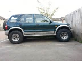 Lifted Kia Sportage 1 Sportage Lift Kit Kia Owners Club Forums