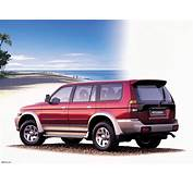 Mitsubishi Pajero Sport 1999–2005 Wallpapers 2048x1536