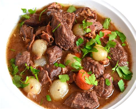 Cooking Light Beef Stew by Irish Boeuf Bourguignon New Music From The Rebel Light