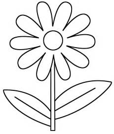 flower coloring page sketches of flowers coloring pages